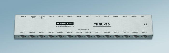 Kenton THRU-25