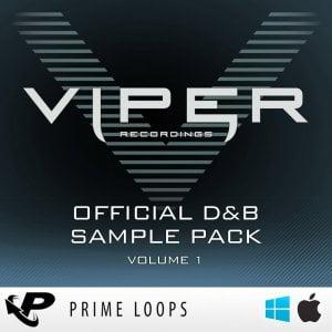 Prime Loops Viper Recordings Official D&B Sample Pack