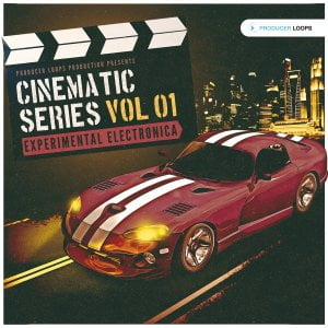 Producer Loops Cinematic Series Vol 1 Experimental Electronica
