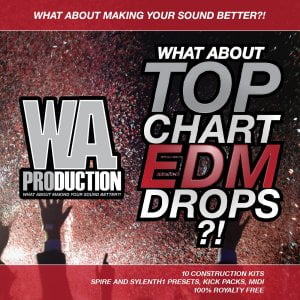 Reveal Sound What About Top Chart EDM Drops