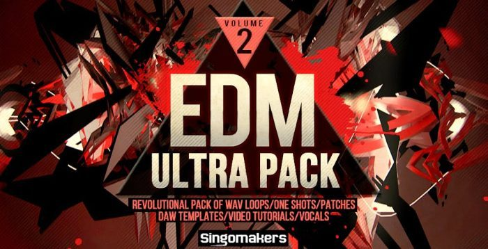 Singomakers EDM Ultra Pack Vol 2