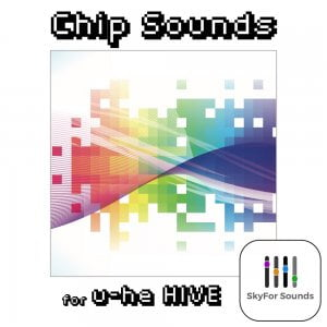 SkyFor Sounds Chip Sounds for Hive