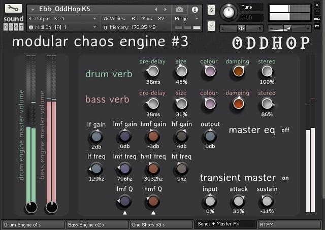 Sound Dust OddHop fx