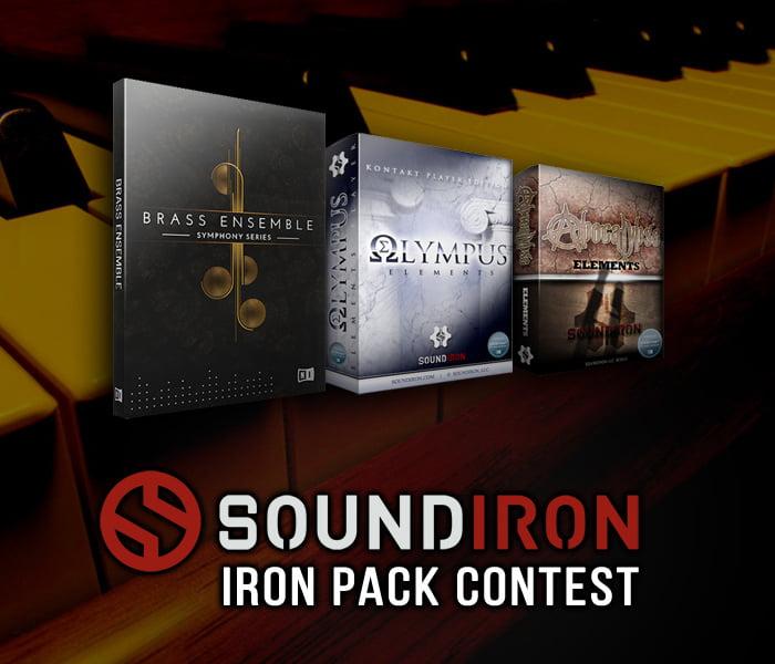 Soundiron Iron Pack Contest