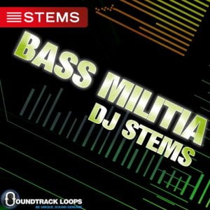 Soundtrack Loops DJStems BassMilitia DJPuzzle
