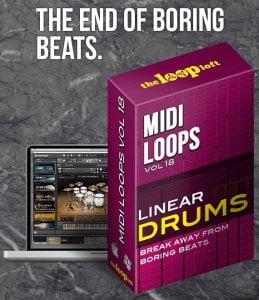 The Loop Loft Linear Drum Vol 3