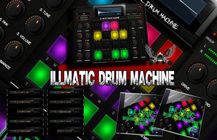 VIP Soundlab Illmatik Drum Machine