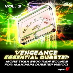 Vengeance Essential Dubstep Vol 3