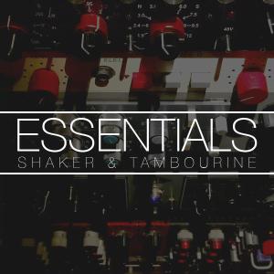Woodshed Audio Shaker & Tambourine