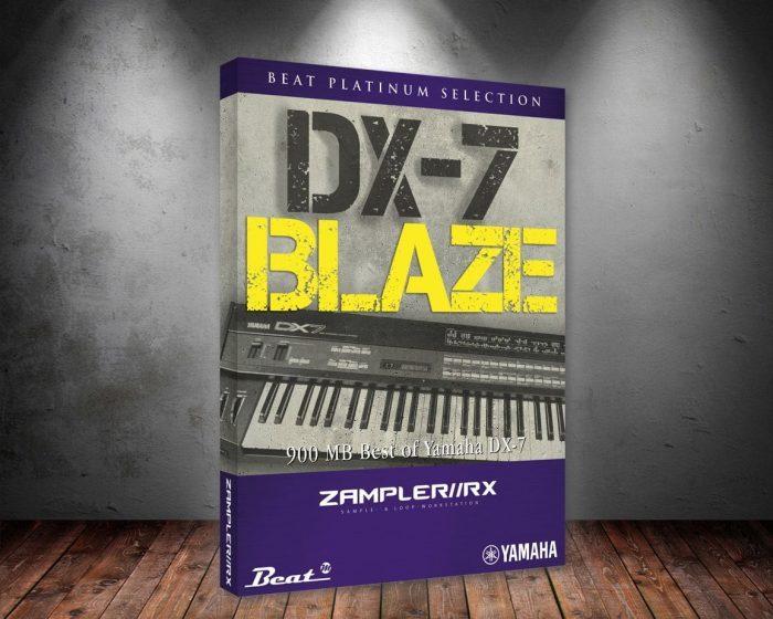 Yamaha DX-7 Blaze