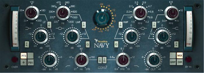 Acustica Audio Navy