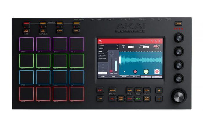Akai Pro MPC Touch 01