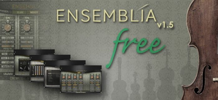 Cinematique Instruments Ensemblia free