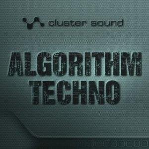 Cluster Sound Algorithm Techno