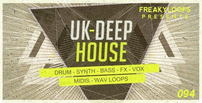 Freaky Loops UK Deep House