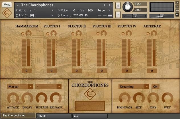 FrozenPlain The Chordophones