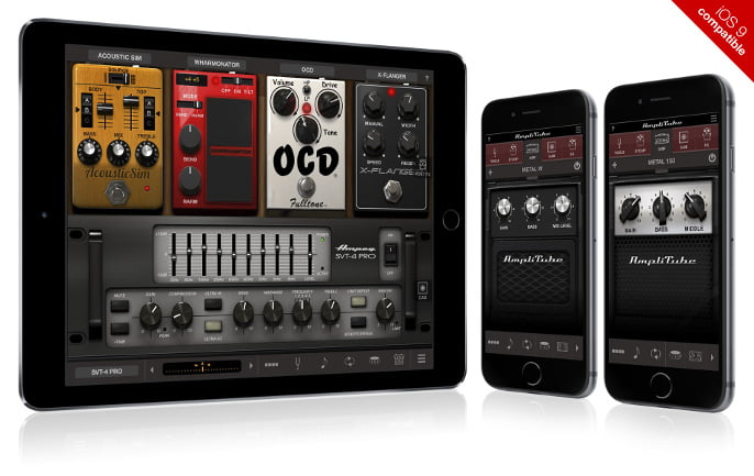 IK Multimedia AmpliTube iOS