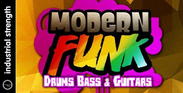 Industrial Strength Modern Funk