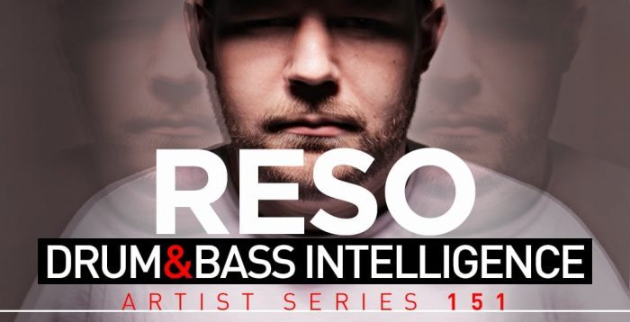 Loopmasters Reso Drum & Bass Intelligence
