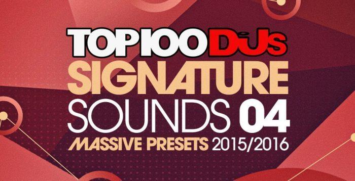 Loopmasters Top 100 DJs Signature Sounds Vol 4