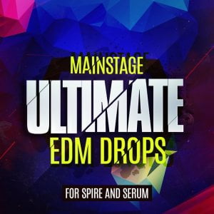 Mainroom Warehouse Mainstage Ultimate EDM Drops