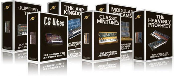 Musicrow Analog Sound Collection