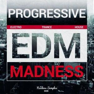 Nucleus Samples Progressive EDM Madness