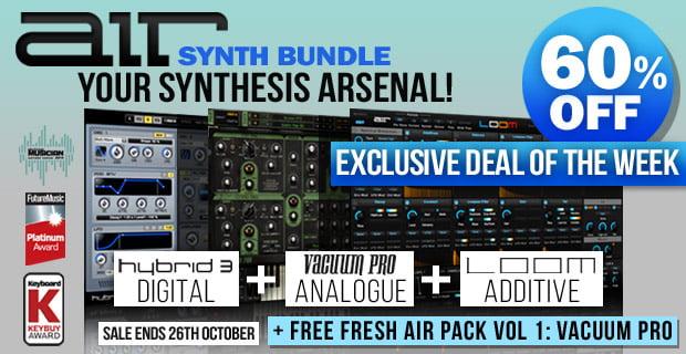 PIB AIR Synth Bundle