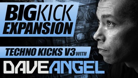 PIB Techno Kicks V3 with Dave Angel