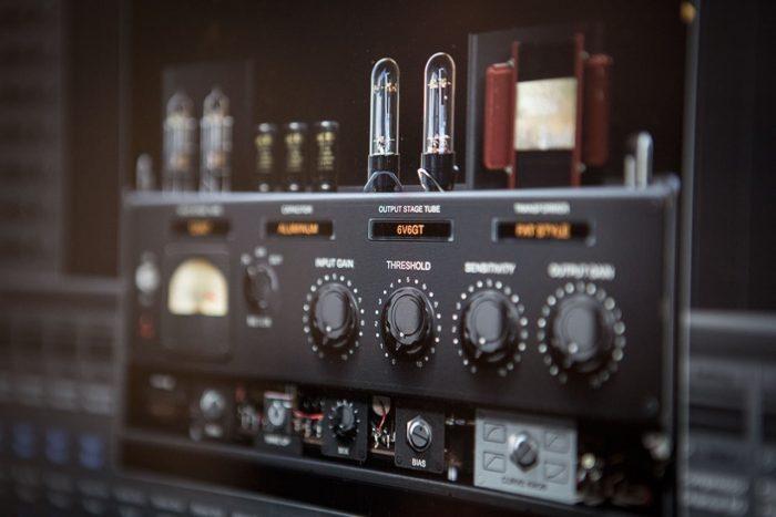 Positive Grid Pro Series Studio Plugins Tube Compressor