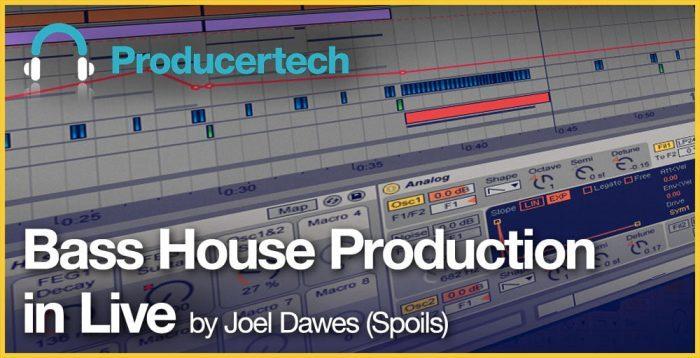 Producer Tech Bass Music Production