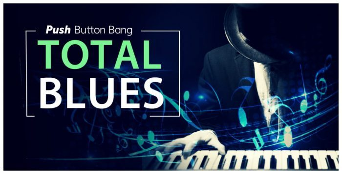 Push Button Bang Total Blues