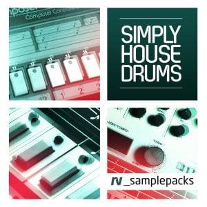 RV_Samplepacks Simply House Drums