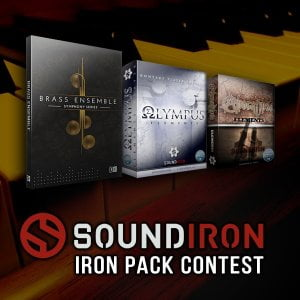 Soundiron Iron Pack Contest