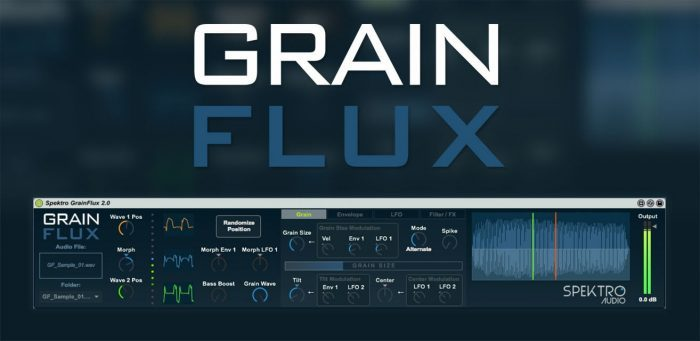 Spektro Audio Grainflux 2.0