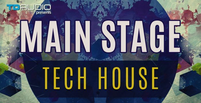 TD Audio Mainstage Tech House