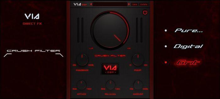 ViaDSP Crush Filter