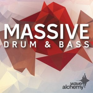Wave Alchemy Massive Drum & Bass