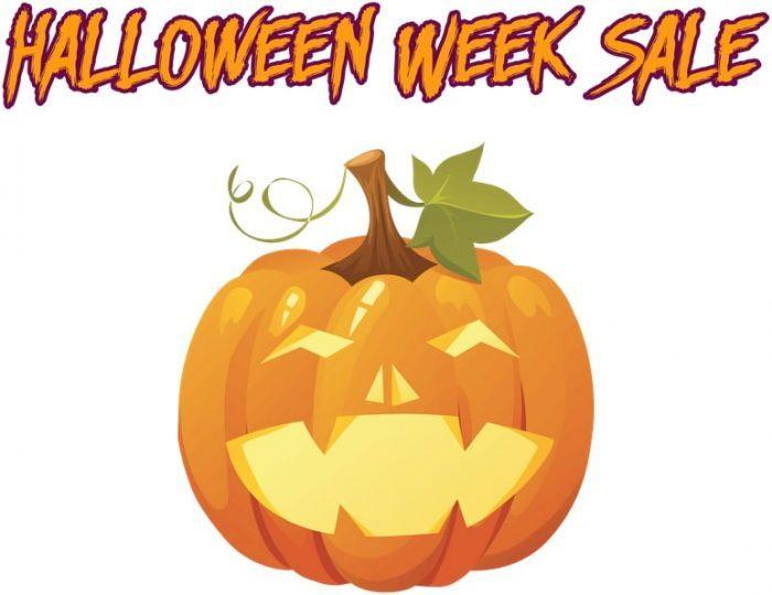 discoDSP Halloween Week Sale