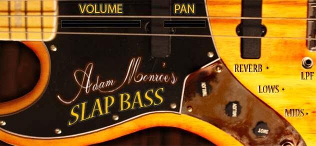 Adam Monroe's Slap Bass