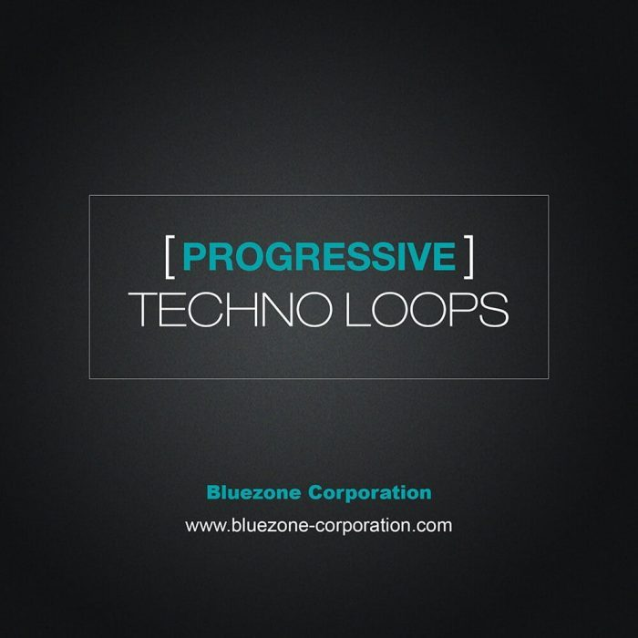 Bluezone Progressive Techno Loops