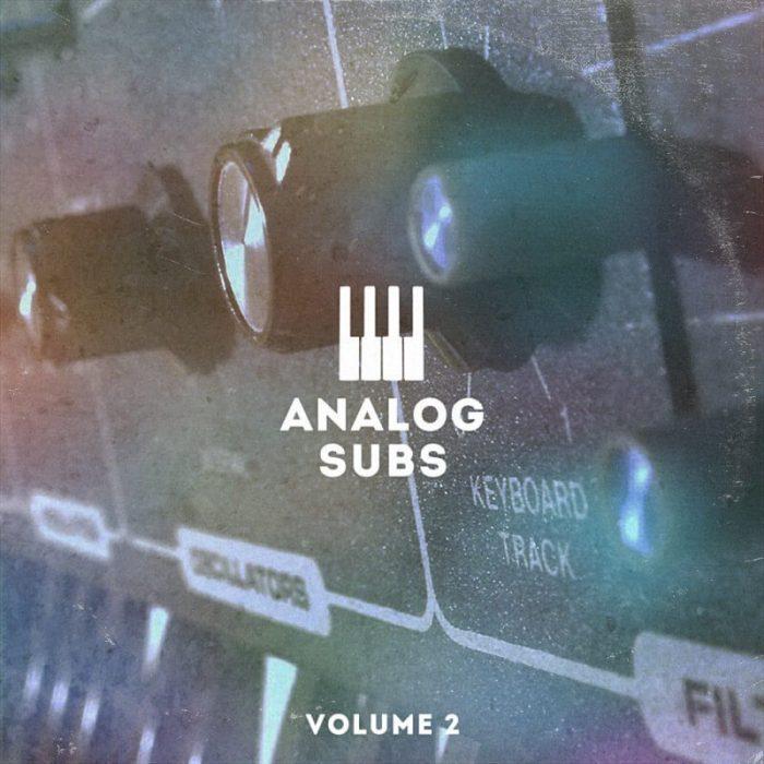 Drum Broker Analog Subs Vol 2
