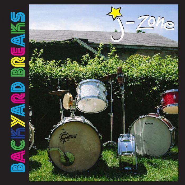 Drum Broker J-Zone Back Yard Breaks