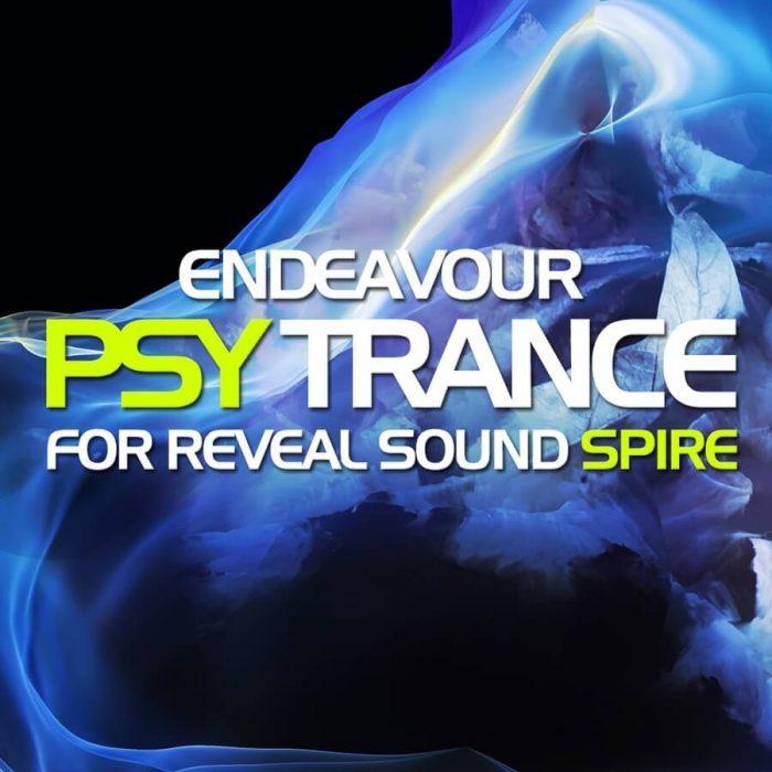 Endeavour Psytrance for Spire