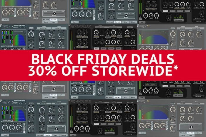 Exponential Audio Black Friday Deals
