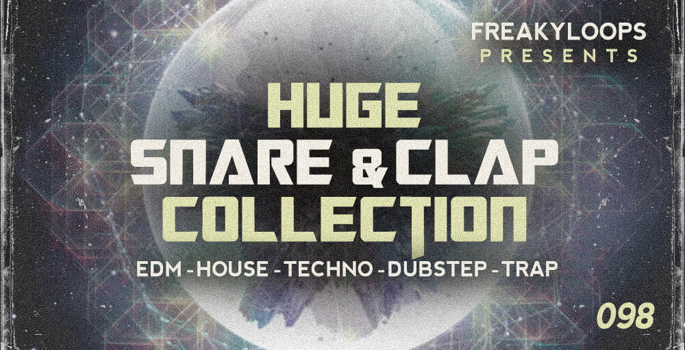 Freaky Loops Huge Snare & Clap Collection