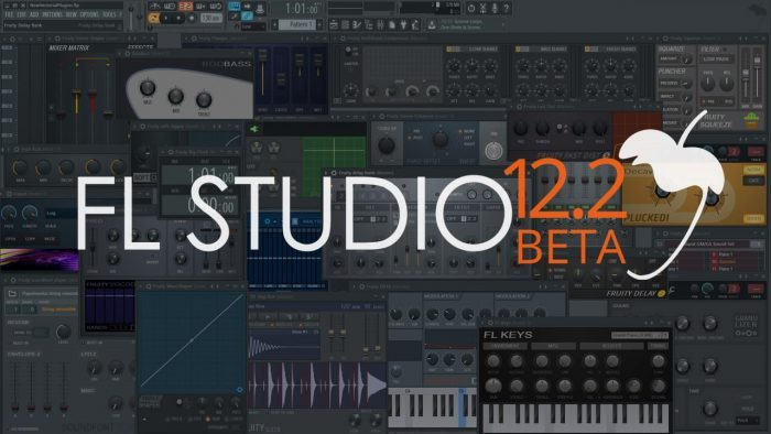 Image-Line FL Studio 12.2 Beta