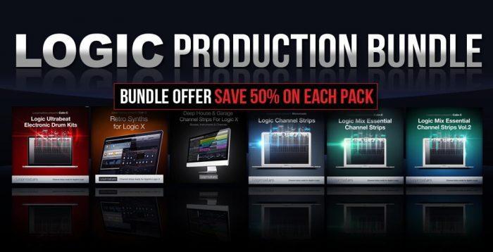 Loopmasters Logic X Production Bundle