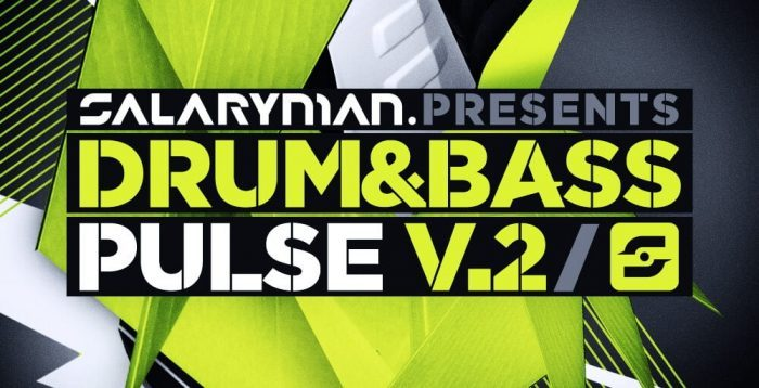 Loopmasters Salaryman Drum & Bass Pulse Vol 2