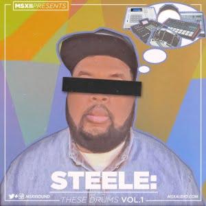 MSXII Sound Design Steele - These Drums Vol 1